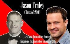 Distinguished Graduates 2017: Arts & Humantities awardee Jason Fraley recognized for journalism accomplishments