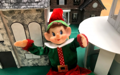 12/5/17: Where did Elfie take the selfie?