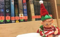 12/6/17: Where did Elfie take the selfie?