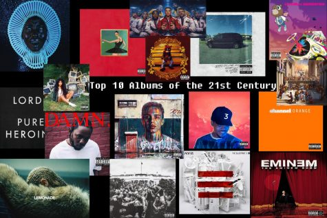 Devin Barge's top 10 music albums of the 21st century, so far