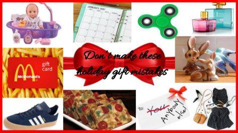 Lauren Hall's top 10 worst Christmas gifts for teens