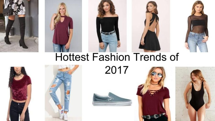 Katie Gallagher's top 10 style trends of 2017