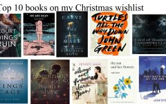 10 books on my Christmas wishlist for 2017