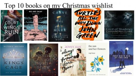 Lilly Player's top 10 book wish list of 2017