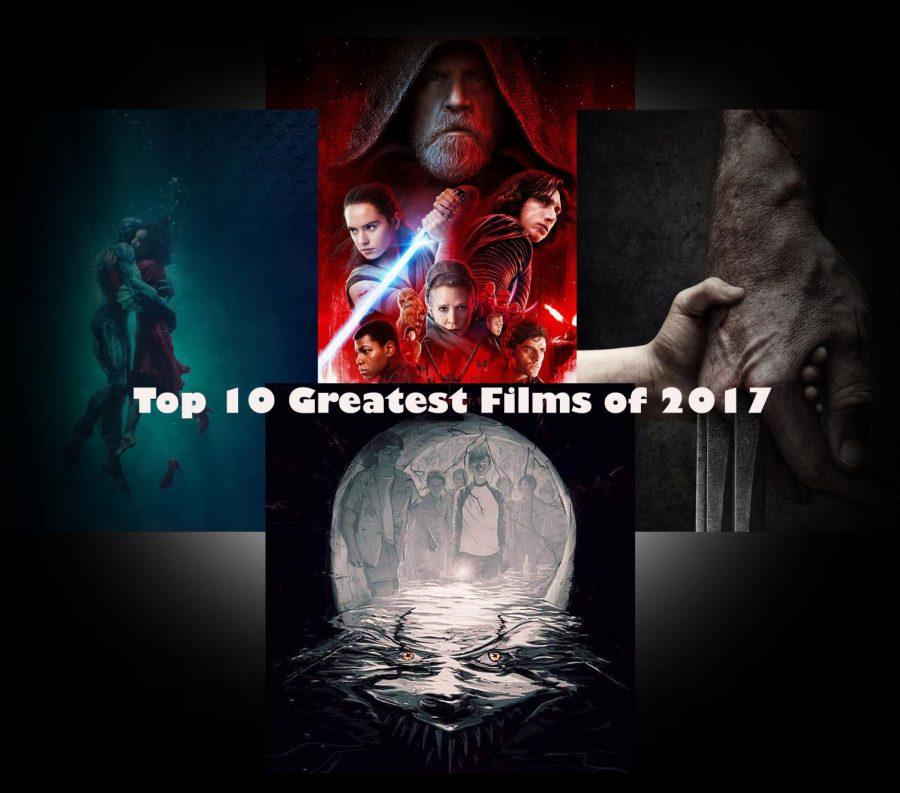 Nicholas Stephan's top 10 greatest movies of 2017