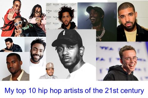 Jake Bolger's 10 hip hop artists of the decade