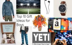 Lexie Fowler's advice for gifts that guys will love