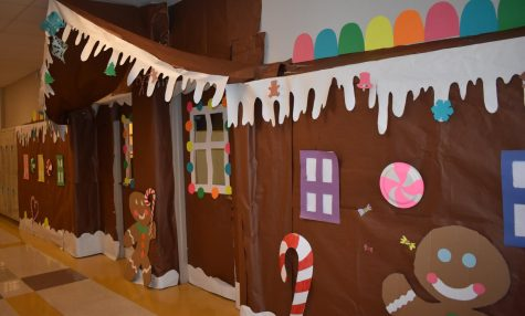 Holiday Door Competition 2017