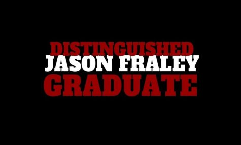 Distinguished Graduate 2017:  Jason Fraley honored for Arts & Humantities
