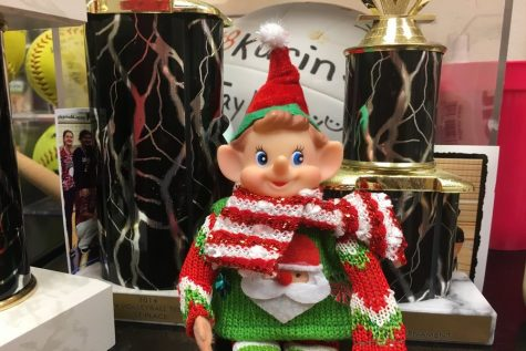 12/20/17: Where did Elfie take the selfie?