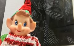 12/21/17: Where did Elfie take the Selfie?