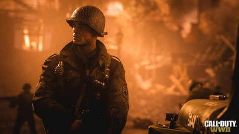No call to play this Call of Duty: WWII