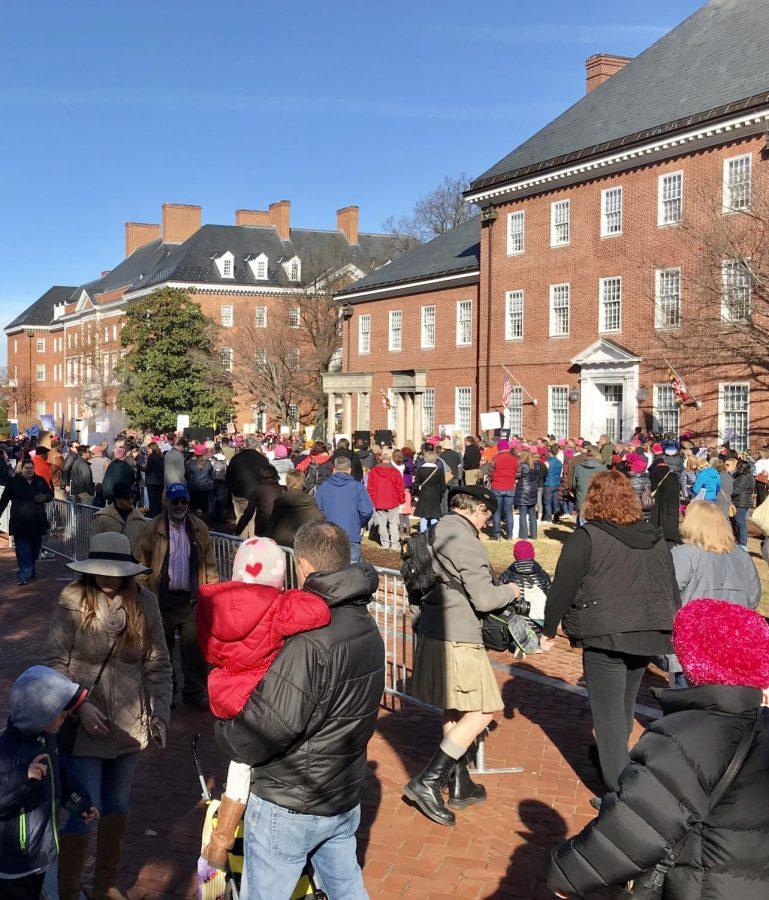 Annapolis+Women%27s+March+2018