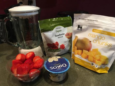 Healthy snacks keep you moving in 2018