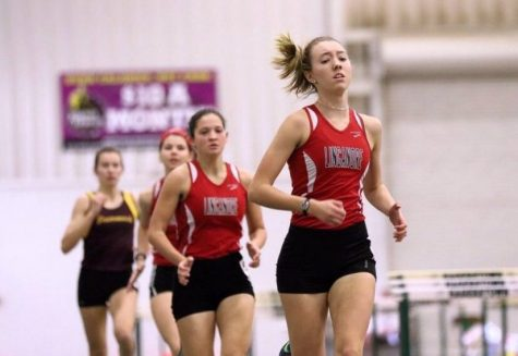 Top 10 indoor track runners this season