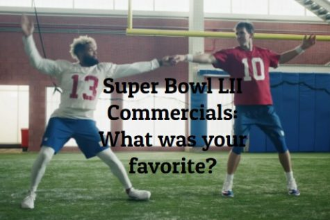 A clip of Eli Manning and Odell Beckham, Jr. from the NFL Dirty Dancing commercial.