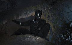 Black Panther movie draws huge crowds