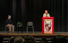 Civil Rights historian Zorbaugh speaks at lecture series: Photo of the Day 2/16/18