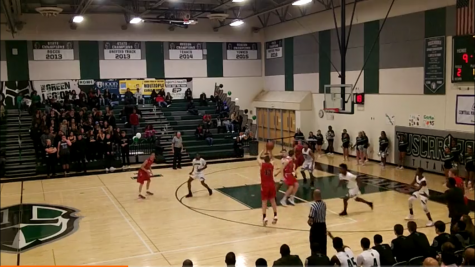 Lancers boys basketball surges past Tuscarora: Photo of the day 2/10/18