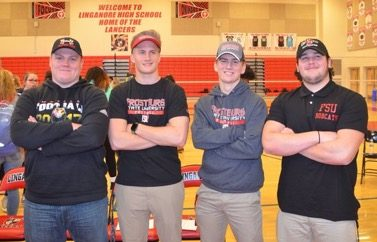 February Signing Day:  Frostburg Bobcats pounce on four Linganore football players
