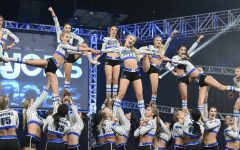 Sheehy, Toccalino and Tansey prepare for cheer World Championship
