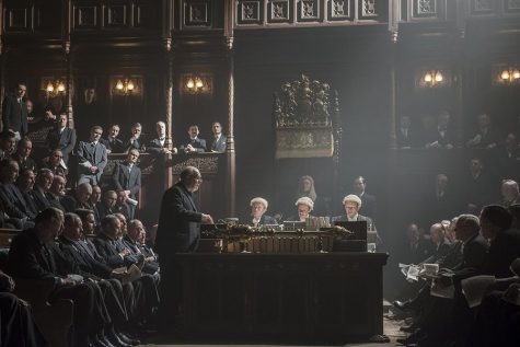"Oscar Awards 2018: Darkest Hour ""never gives in"" to standards of the genre"