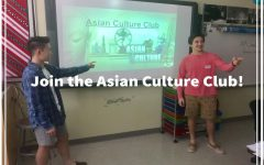 Mauro and Liu introduce the Asian Culture Club to LHS