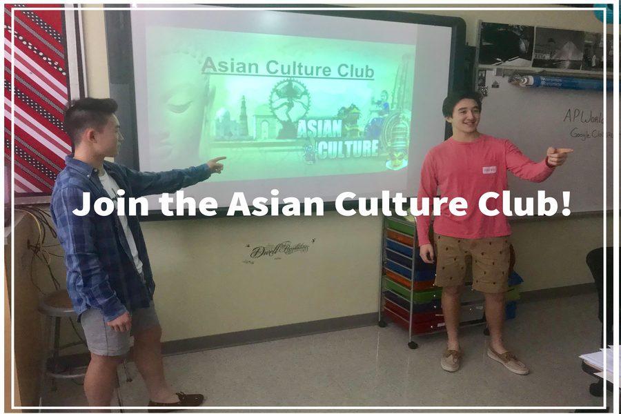 Michael Mauro and Lawrence Liu present their slideshow.