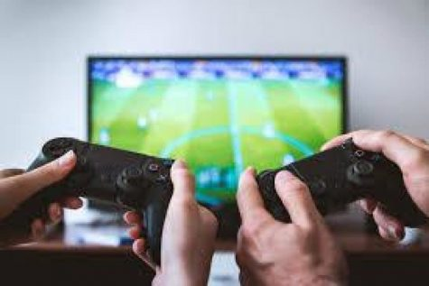 Video games:  a normal part of many teenagers lives but an increasing danger for some