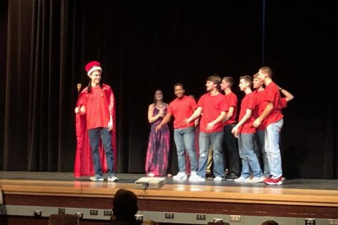 Watson crowned Mr. Linganore 2018: Photo of the Day 3/11/18
