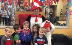 Little Lancers read across America: Photo of the day 3/28/18