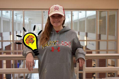 Class of 2018 Bright Futures: Kelsey Ward comes out of her shell to become a terrapin
