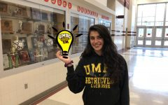 Class of 2018 Bright Futures: Adriana D'Amore is ready to retrieve her future at UMBC