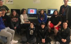 Class of 2018: Computer graphics seniors capture their last 26 days in the computer lab