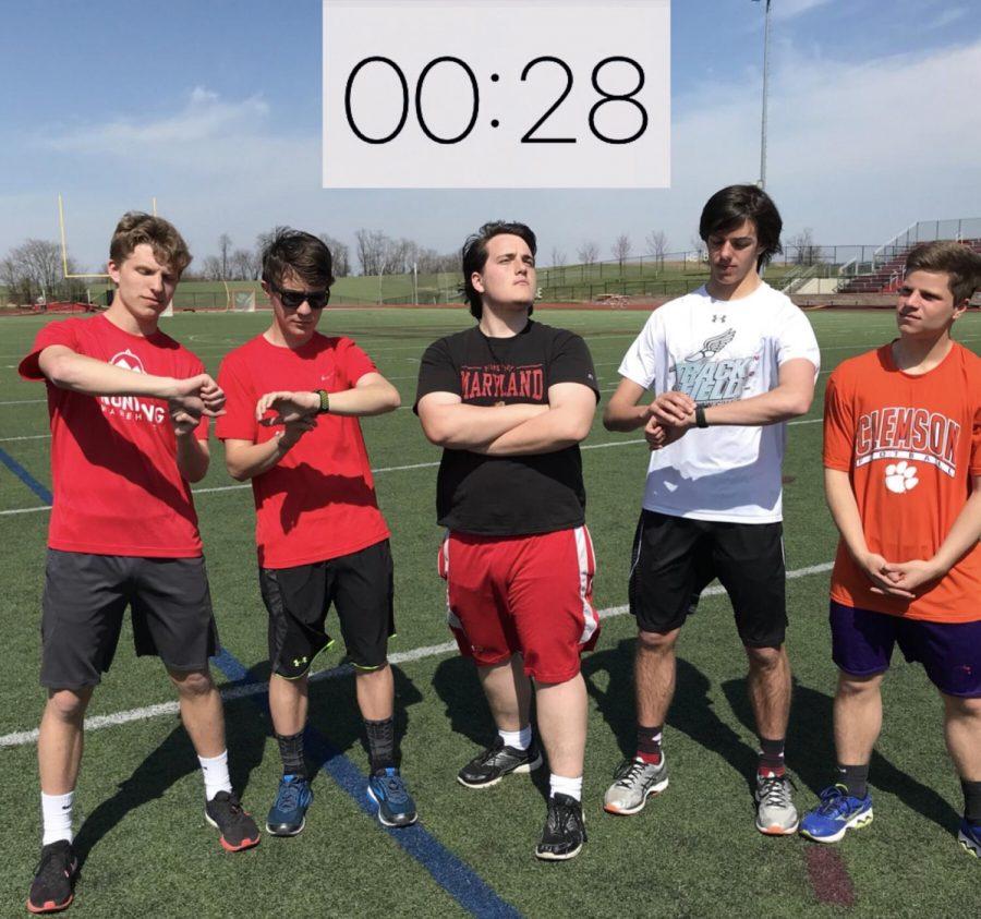 Class of 2018: Boys track and field seniors run through their last 28 days