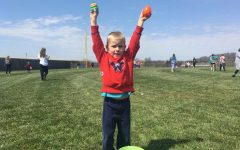Little Lancers hunt for eggs on first warm day of spring: Photo of the Day 4/13/18