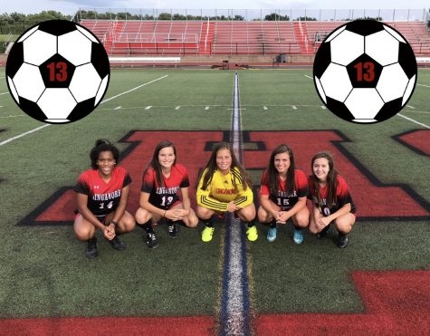 Class of 2018: Girls soccer seniors have scored just 13 days left of school