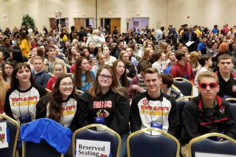 SGA attends MASC leadership conference in Ocean City: Photo of the Day 4/17/18