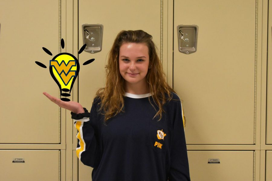 Class of 2018 Bright Futures: Hailey Dieck reaches for the mountain top at WVU