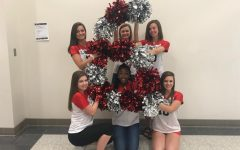 Senior Countdown 2018: Pom and Dance Team seniors dance their way through 6 more days