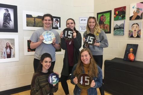 Class of 2018: NAHS Seniors survive 15 more days through art