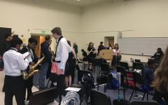 Band students attend Maryland State Solo and Ensemble Festival: Photo of the Day 5/21/18
