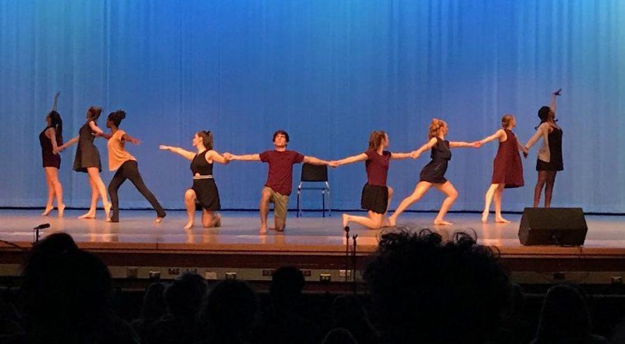 Dancers+perform+%22Carefree.%22