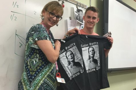 Josh Watson wins Taylor Swift tickets: Photo of the day 5/22/18