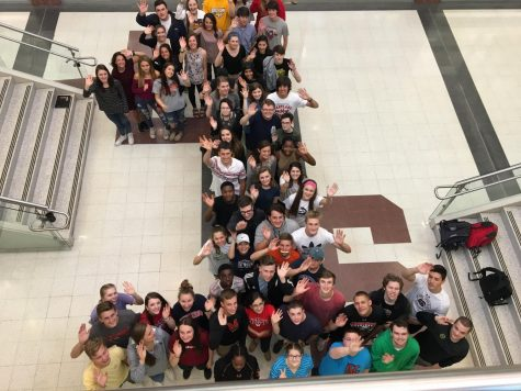 Class of 2018: Journalism seniors report that there are 30 days left