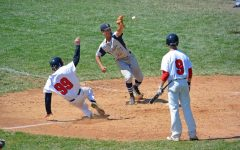 Varsity baseball ends season with loss in semifinals
