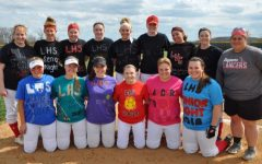 Varsity softball pitches their way into the post season: stopped by loss to Westminster