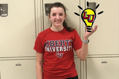 Class of 2018 Bright Futures: Lily Tate soars into Liberty University