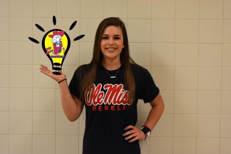 Class of 2018 Bright Futures: Mary Taylor joins the Rebels