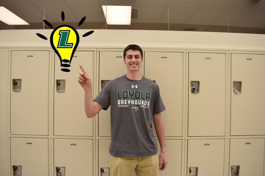 Class of 2018 Bright Futures: Tommy Moyer invests into his future at Loyola